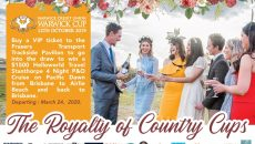 It's now less than a month away until the Warwick Cup. This raceday is dear to my heart with half my family originating from the darling downs region. This is […]